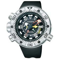 Citizen BN2021-03E Promaster Marine Eco-Drive heren horloge 49 mm