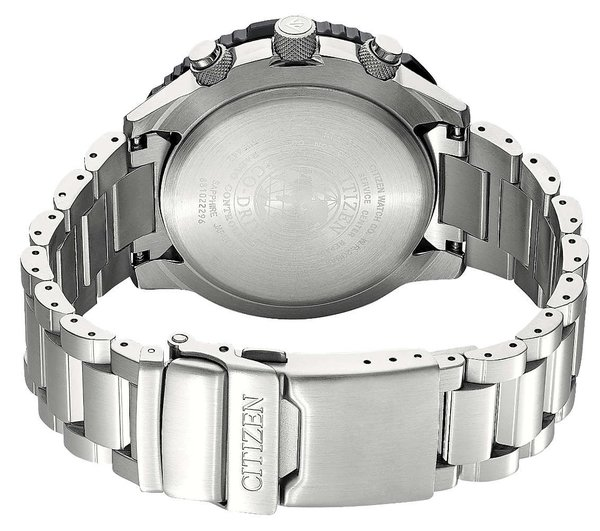 Citizen Citizen CB5001-57E Promaster Sky radiogestuurd Eco-Drive heren horloge 47 mm