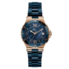Gc Guess Collection Y42003L7MF Structura dames horloge 36 mm