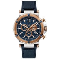 Gc Guess Collection Gc Guess Collection Y53001G7MF Spirit heren horloge 44 mm