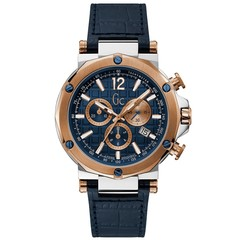 Gc Guess Collection Y53001G7MF Spirit heren horloge 44 mm