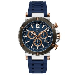 Gc Guess Collection Y53007G7MF Spirit heren horloge 44 mm