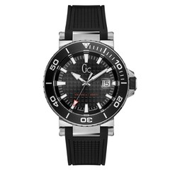 Gc Guess Collection Y36002G2 Diver Code heren horloge 44 mm