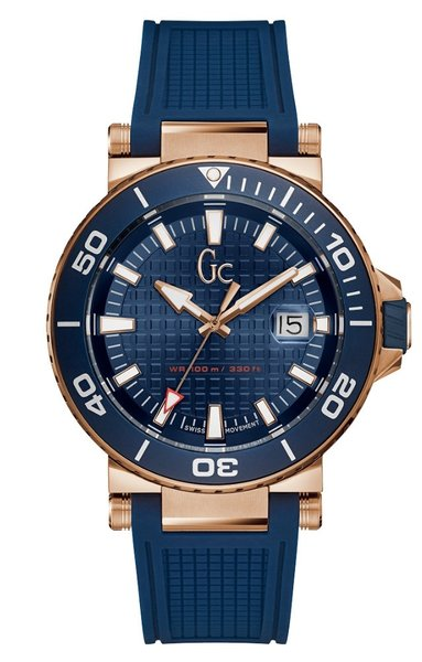 Gc Guess Collection Gc Guess Collection Y36004G7MF Sport Chic heren horloge 44 mm