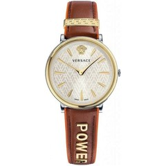 Versace VBP070017 V-Circle dames horloge 38 mm