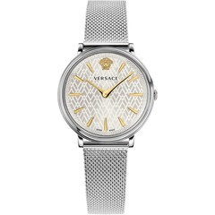 Versace VE8100519 V-Circle dames horloge 38 mm