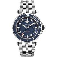 Versace Versace VEAK00418 V-Race Diver heren horloge