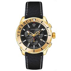 Versace VERG00318 Casual Chrono heren horloge chronograaf 48 mm