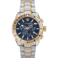 Versace VERG00618 Casual Chrono heren horloge chronograaf 48 mm