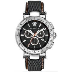 Versace VFG040013 Mystique Sport heren horloge chronograaf 46 mm