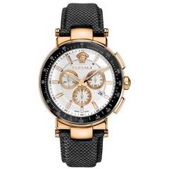 Versace VFG050013 Mystique Sport heren horloge chronograaf 46 mm