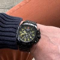 Swiss Alpine Military Swiss Alpine Military 7063.9174 heren horloge 45 mm