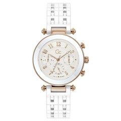 Gc Guess Collection Y65001L1MF Prime Chic dames horloge 36 mm