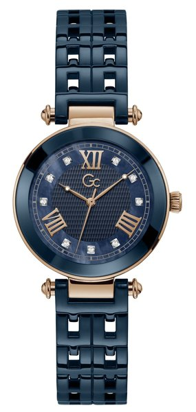 Gc Guess Collection Gc Guess Collection Y66005L7MF Prime Chic dames horloge 32 mm