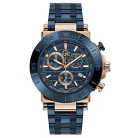 Gc Guess Collection Gc Guess Collection Y70001G7MF Gc One heren horloge 44 mm