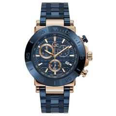 Gc Guess Collection Y70001G7MF Gc One heren horloge 44 mm