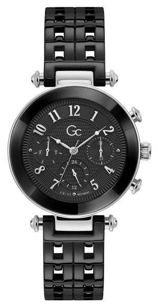 Gc Guess Collection Gc Guess Collection Y65003L2MF Prime Chic dames horloge 36 mm