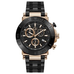 Gc Guess Collection Y70002G2MF Gc One heren horloge 44 mm