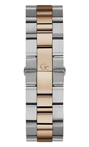 Gc Guess Collection Gc Guess Collection Y23003G2MF Gc Structura heren horloge 44 mm