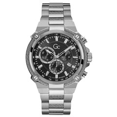 Gc Guess Collection Y24003G2MF Gc Cable Force heren horloge 44 mm