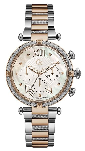 Gc Guess Collection Y16002L1MF Cable Chic dames horloge 38 mm