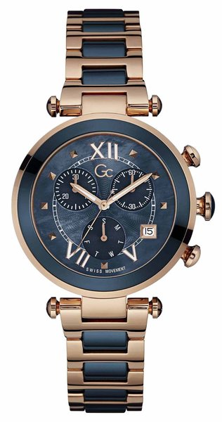 Gc Guess Collection Gc Guess Collection Y05009M7MF Lady Chic dames horloge 36 mm