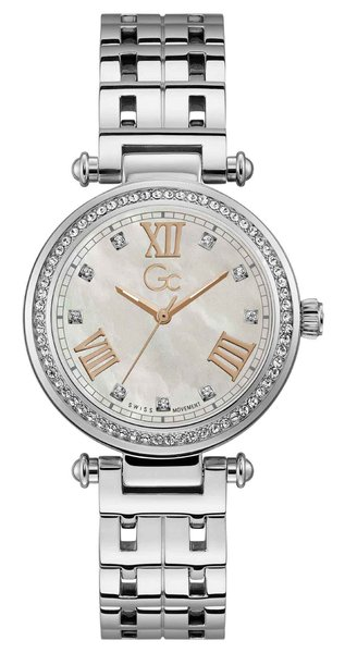 Gc Guess Collection Gc Guess Collection Y46002L1MF Prime Chic dames horloge 36 mm