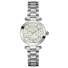 Gc Guess Collection Y06010L1MF Lady Chic dames horloge 32 mm