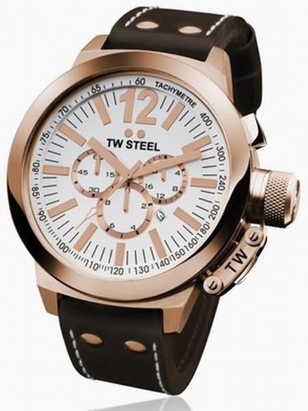 Dit zijn echt grote TW Steel horloges CE1020