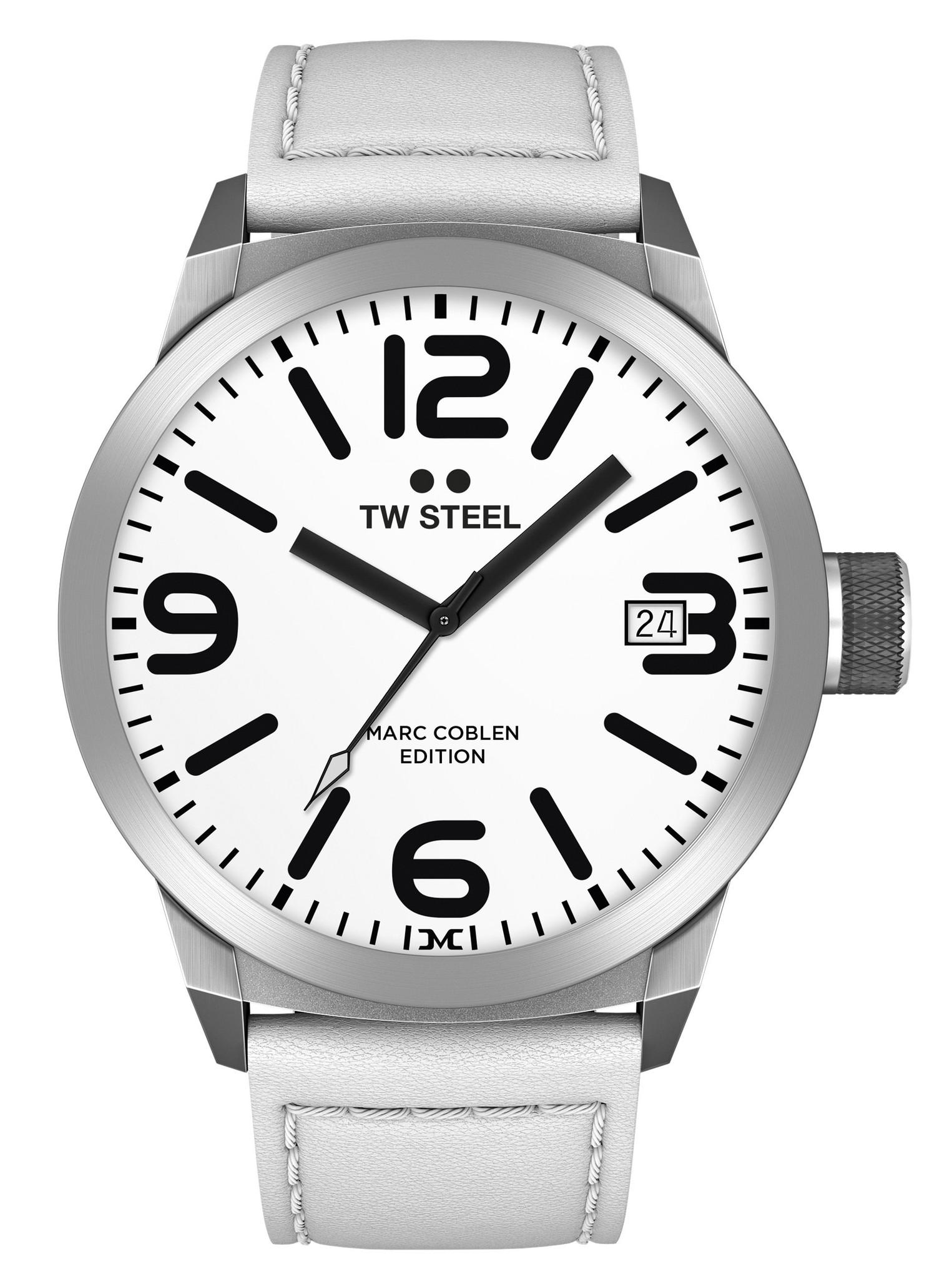 Dit zijn echt grote TW Steel horloges TWMC43