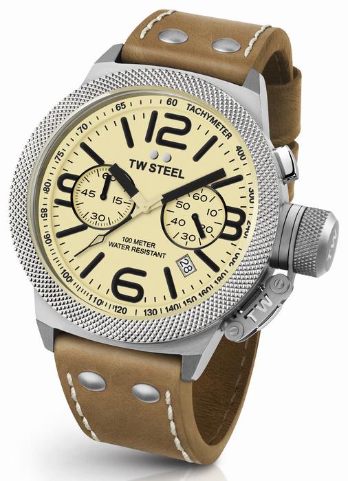 Dit zijn echt grote TW Steel horloges CS14