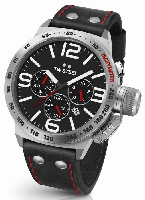 Dit zijn echt grote TW Steel horloges CS10