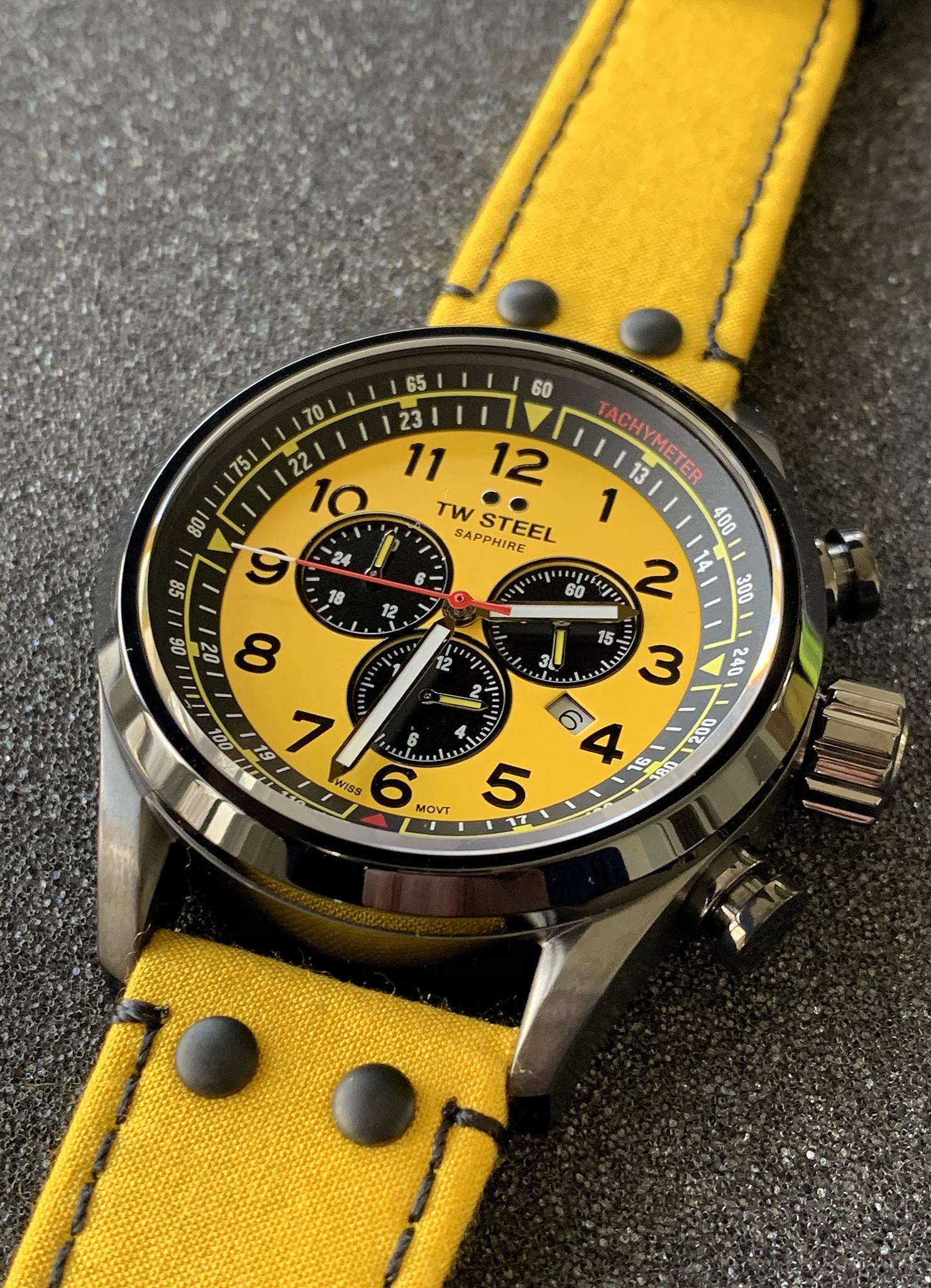 Horloge voor heren TW Steel svs302Y WTCR