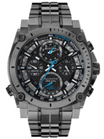 Bulova horloge dealer WatchXL Bulova Precisionist 98B229