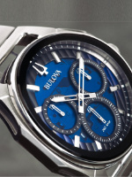 Bulova horloge dealer WatchXL Bulova Curv 96A205