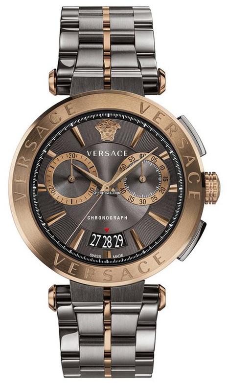 Versace Horloge WatchXL Versace VE1D00619 Aion