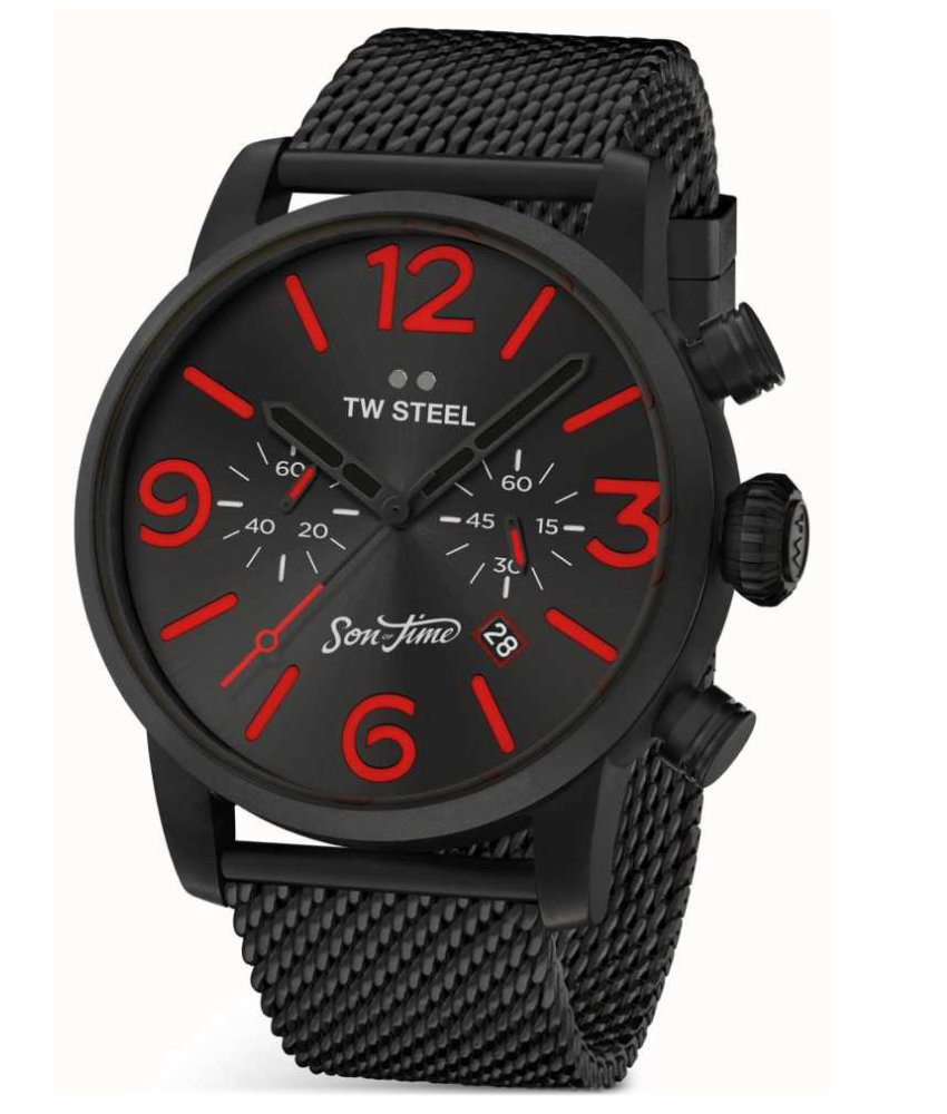 TW Steel MST3 milanese band