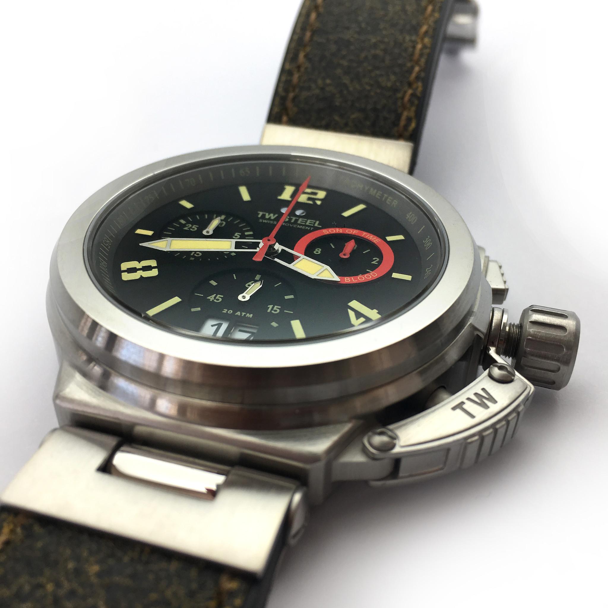 TW Steel tw999 horloge leverbaar bij WatchXL