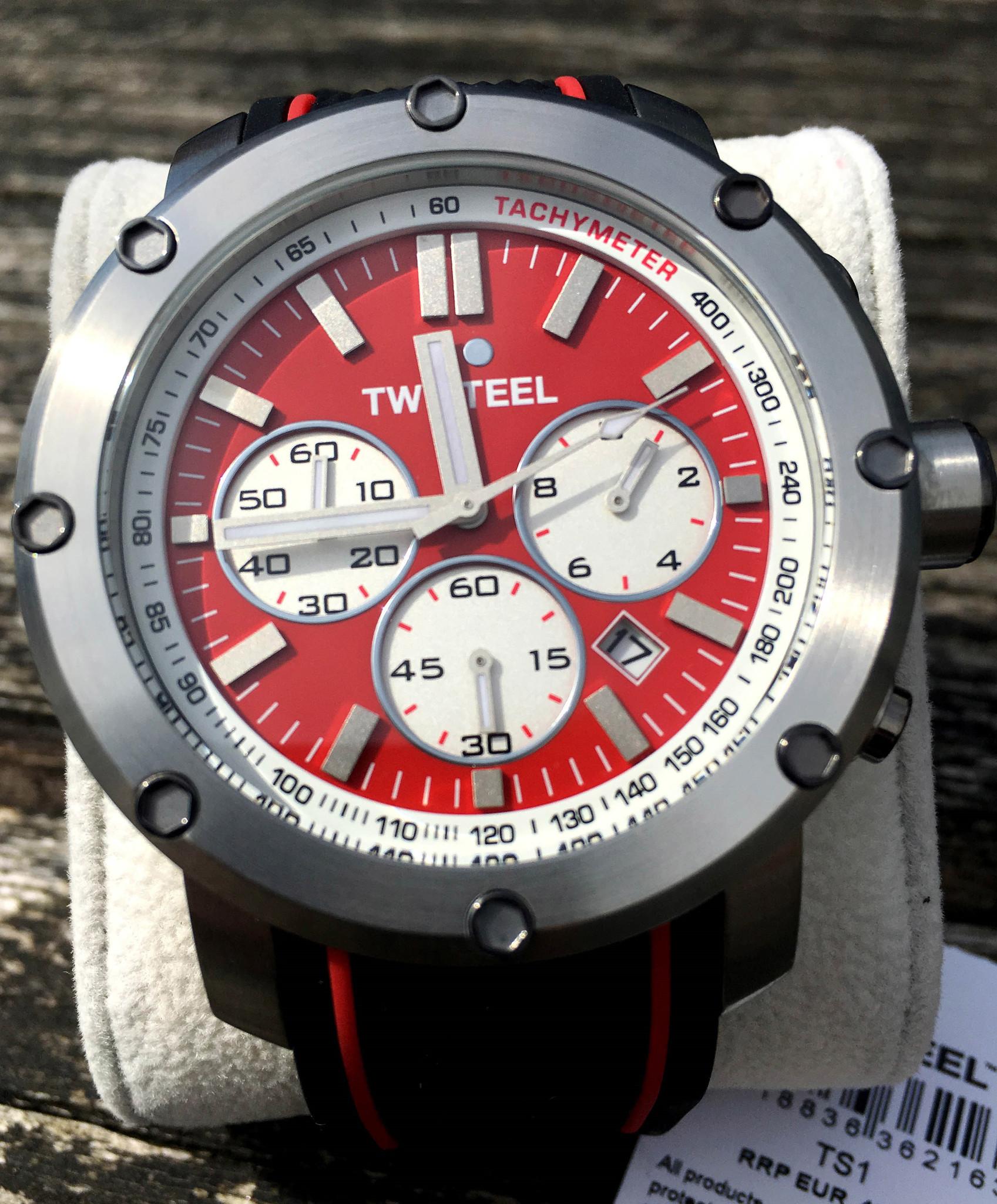 TW Steel TS1 demo horloge