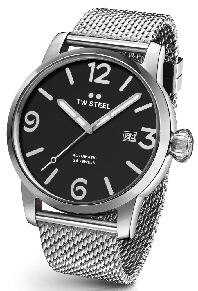 TW Steel MB16 Maverick automatisch horloge SALE 48 mm