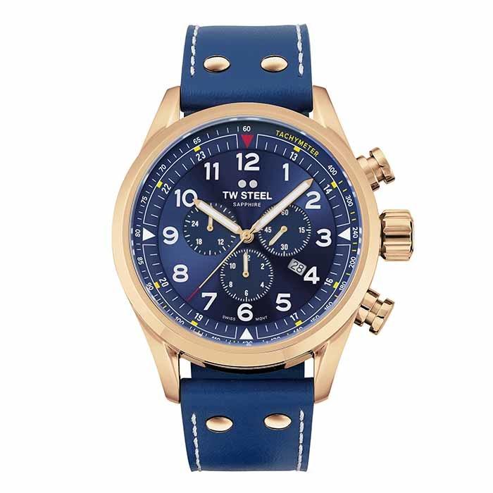 Horloge met saffierglas TW Steel SVS204