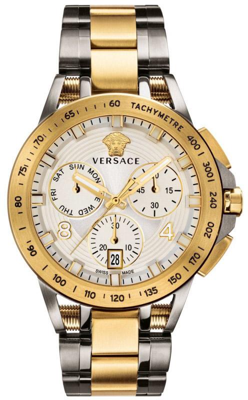 Versace-VERB00718 Sport Tech heren horloge