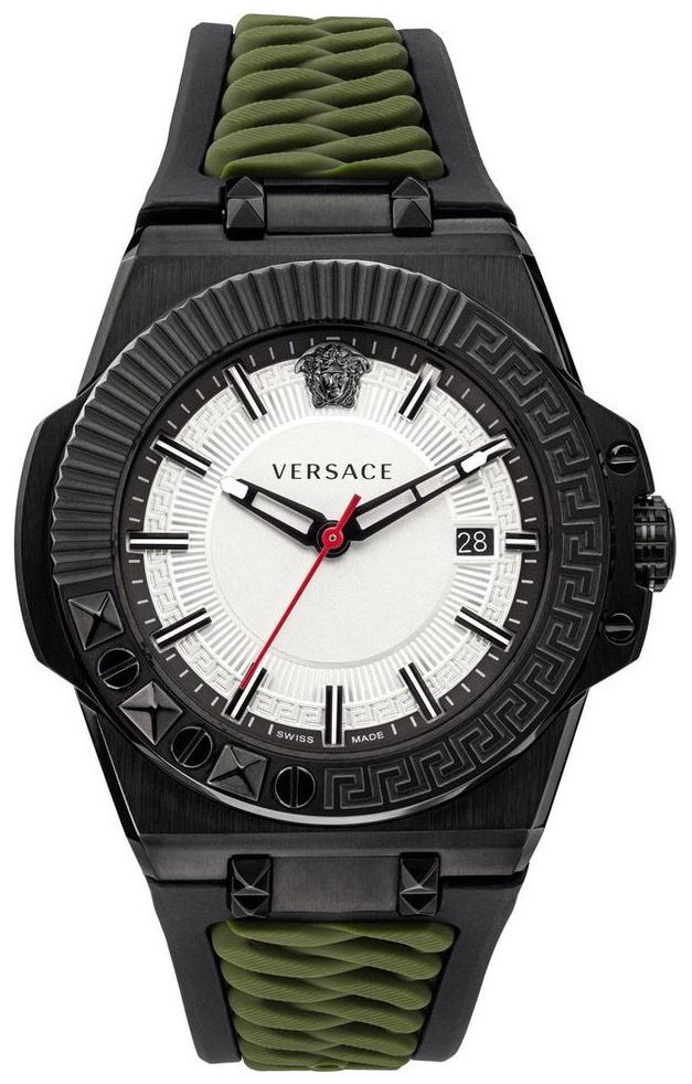 versace-vedy00419-heren horloge-chain-reaction-green