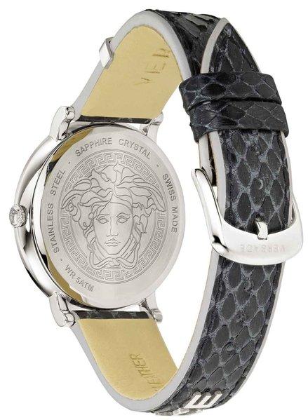 Versace Versace VE8100919 V-Circle dames horloge 38 mm