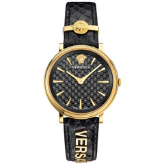 Versace VE8101019 V-Circle dames horloge