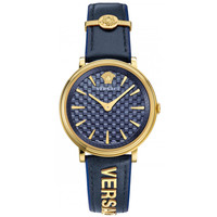 Versace Versace VE8101219 V-Circle dames horloge 38 mm