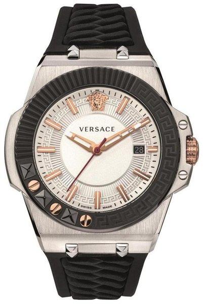 Versace Versace VEDY00219 Chain Reaction heren horloge 45 mm