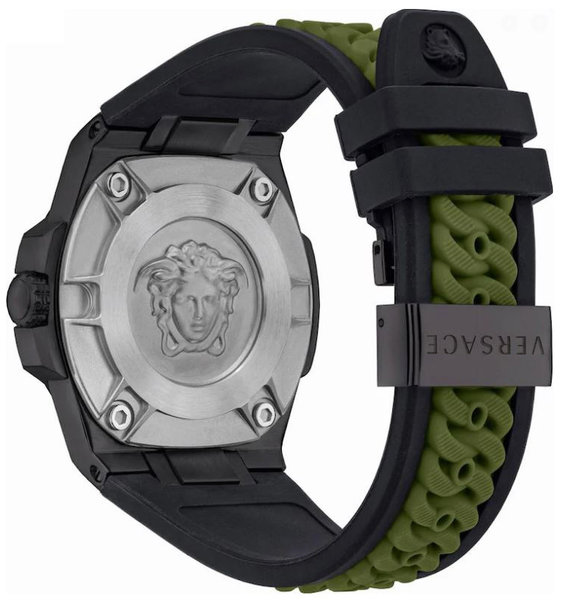 Versace Versace VEDY00419 Chain Reaction heren horloge 45 mm