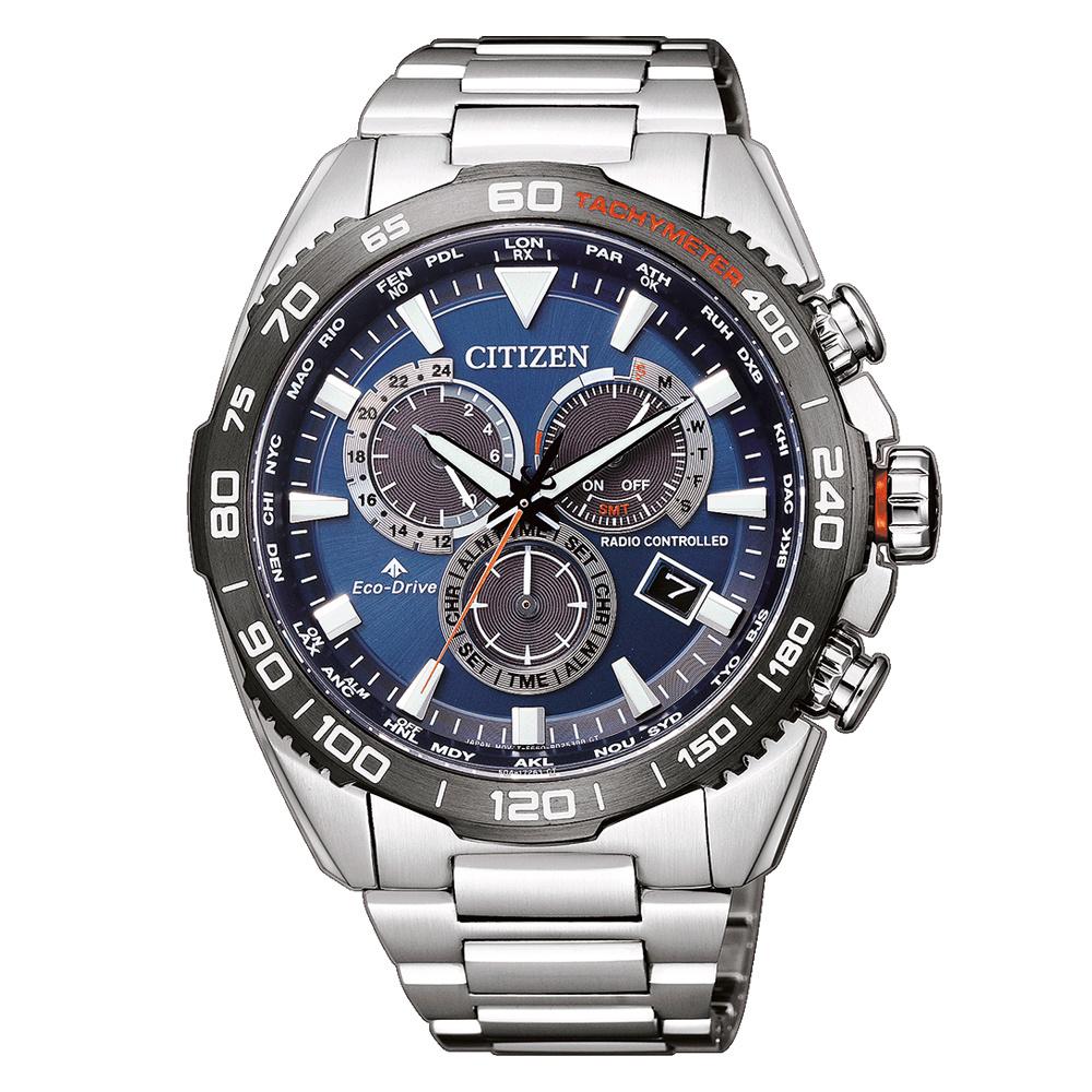 Citizen Radiogestuurd horloge