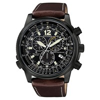 Citizen Citizen CB5865-15E Promaster Sky radiogestuurd Eco-Drive heren horloge 43,7 mm